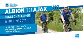 Albion to Ajax Cycle Challenge