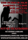 The Horror Film Making Course For Adults