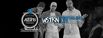 WSTRN Performing LIVE!