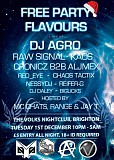FREE PARTY FLAVOURS