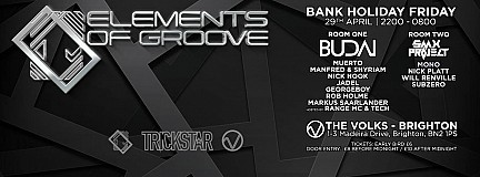 Elements of Groove & SMX Pres DJ BUDAI + more