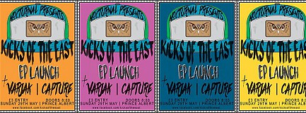 Kicks of the East EP Launch