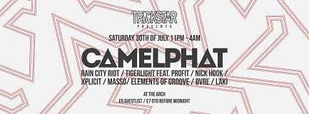 Trickstar Radio 1st Birthday w/ CamelPhat & More