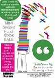 Little Green Pig Bargain Book Sale