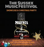 Sussex Music Festival Christmas Showcase & Party