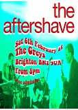 The Aftershave - Free Entry