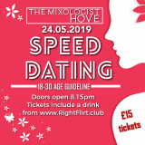 18-30 Speed Dating