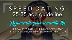 25-35 Speed Dating