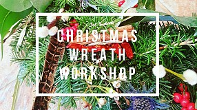 Christmas Wreath workshop no rating