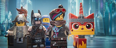The Lego Movie 2: The Second Part U