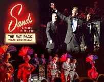 RAT PACK AT BRIGHTON THEATRE ROYAL, 7.30PM THURSDAY 8TH OCTOBER 2015