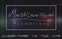 ALGORITHMS IN THE AIR Mathematical Promotions