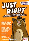 """Just Right""- An Excellent Musical Puppet Show!"