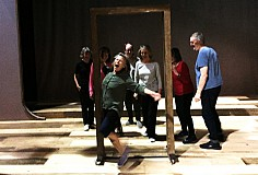 Age is a Stage: Drama workshop for over 50's