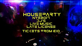 Artista NYE Houseparty