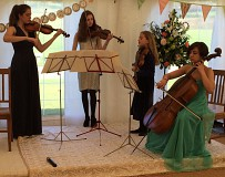 Brighton & Palestinian Young Musicians Together
