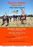 Beach Tennis Open Day - Free Taster Session