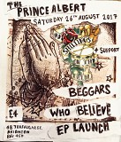 Beggars Who Believe EP Launch