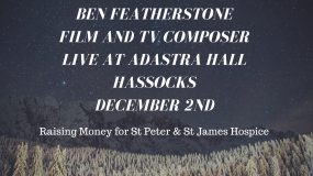 Ben Featherstone - Composer for Film and TV LIVE