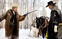 Blockbuster Film: The Hateful Eight (cert. 18)