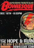Bowiesque Live @ The Hope & Ruin