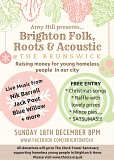 Brighton Folk, Roots & Acoustic