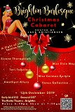 Brighton Burlesque Christmas Cabaret