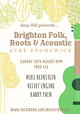 Brighton Folk, Roots and Acoustic