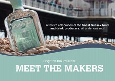 Brighton Gin Presents...Meet The Makers