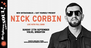 Brighton Got Soul feat Nick Corbin (Full band)
