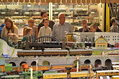 Brighton Toy and Model Museum Running Day April 2019