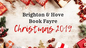 Brighton and Hove Christmas Book Fayre