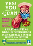 CAN - Spaypainting Workshops