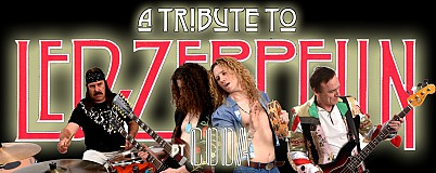 CODA - a Tribute to Led Zeppelin to Rock Brighton!