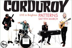 CORDUROY - Acid Jazz Legends Live in BRIGHTON
