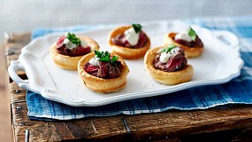 Canape Creations – LEARN.COOK.RUN
