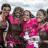 Cancer Research Race for Life Pretty Muddy - Brighton