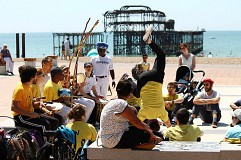 Capoeira Brighton for Beginners