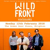 Chalkpit Records Presents Wild Front Plus Special Guests Nakamarra & Submariner