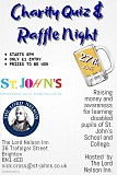 Charity Quiz & Raffle Night