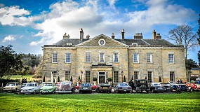Classic Cars at Stanmer House