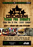 Coachwerks Vegan Pub Sundays