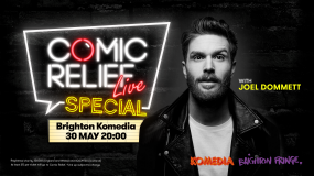 Comic Relief Live with Joel Dommett