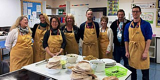 Cookery Leader Training