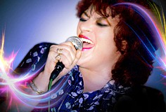 Dana Gillespie and the London Blues Band