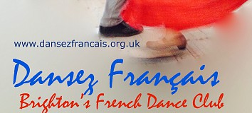 Dansez Français - regular monthly Bal Folk/European dance with live music
