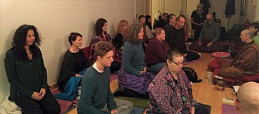 Day retreat: the heart of formless meditation