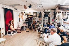 Drop-in Life Drawing: