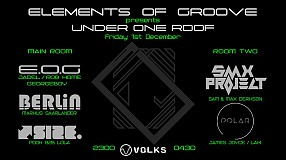 ELEMENTS OF GROOVE pres. UNDER ONE ROOF