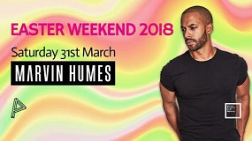 Easter Saturday with Marvin Humes